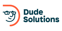 Logo for Dude Solutions